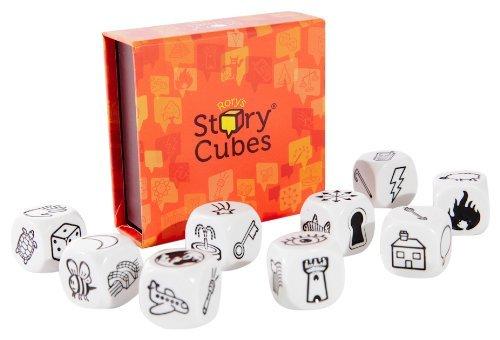 story dice