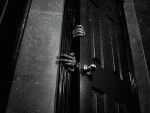 1 a creaking door