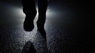 14 footsteps