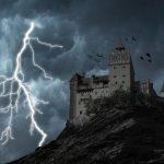 7 thunder and lightning