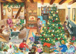 christmas wimmelbuch